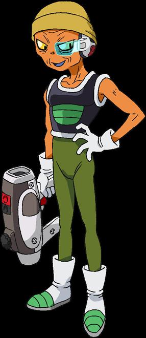 Lemo Dragon Ball Movie character