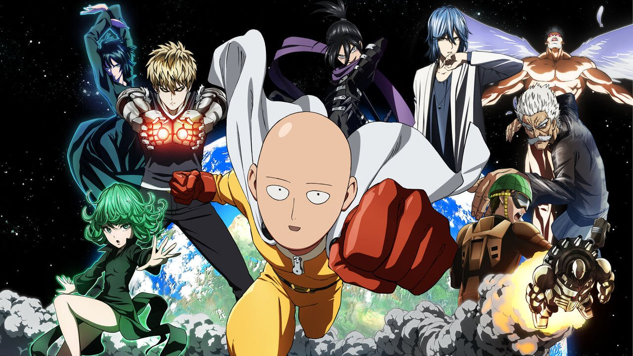 One-Punch Man' Season 2