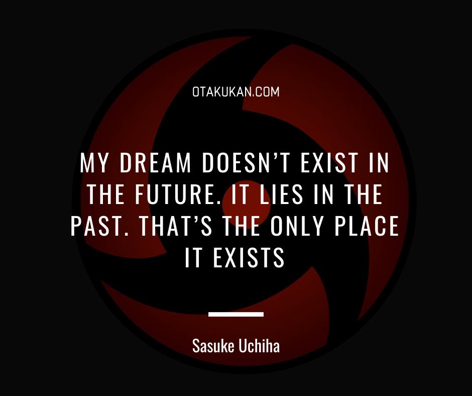 Sasuke Uchiha Quotes