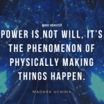 Madara Uchiha Quotes