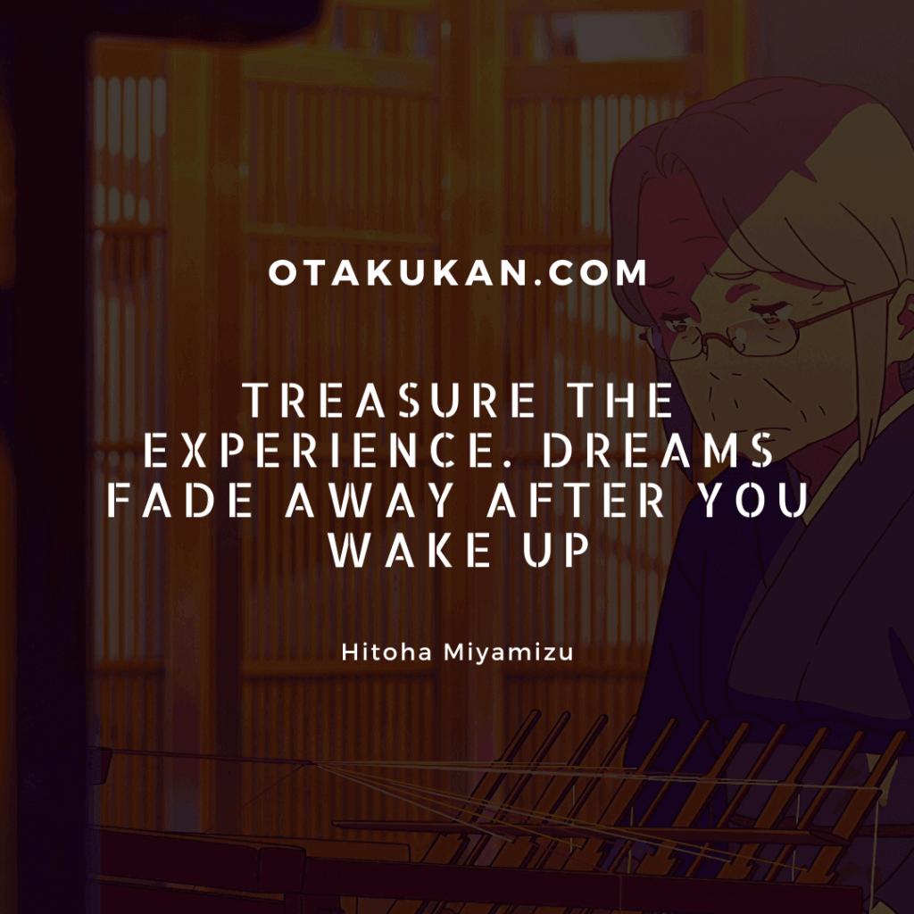 Hitoha Miyamizu Quotes