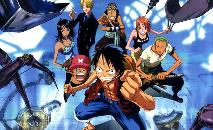 One Piece Movies List