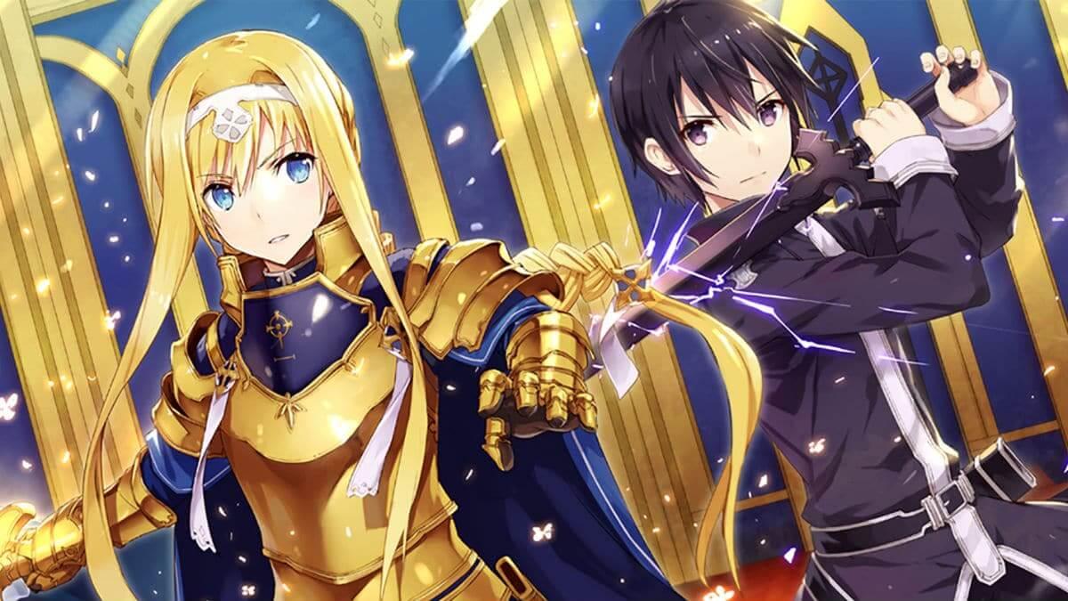 Sword Art Online Alicization Release Date