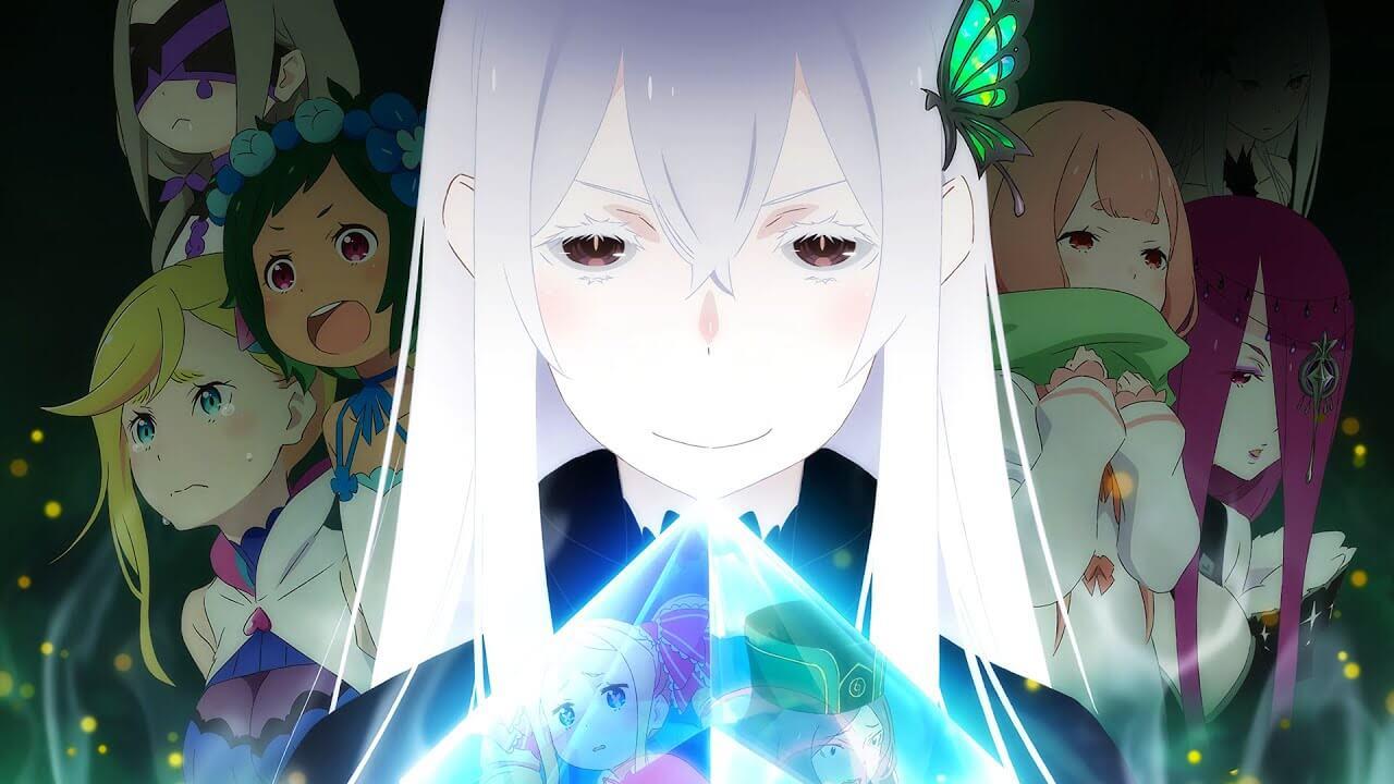 Re Zero season 2 Trailer
