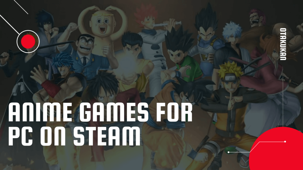 4 Anime Games for Pc on Steam