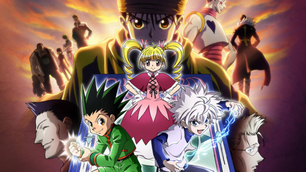 Hunter x Hunter Filler List