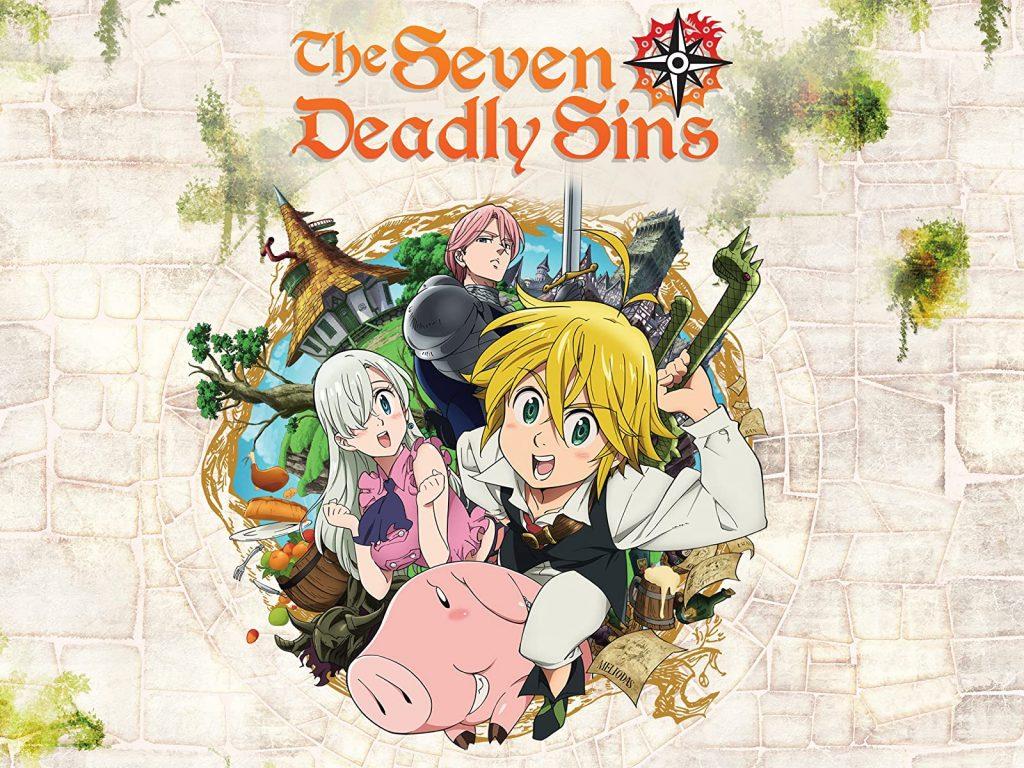 Seven Deadly Sins Season 1