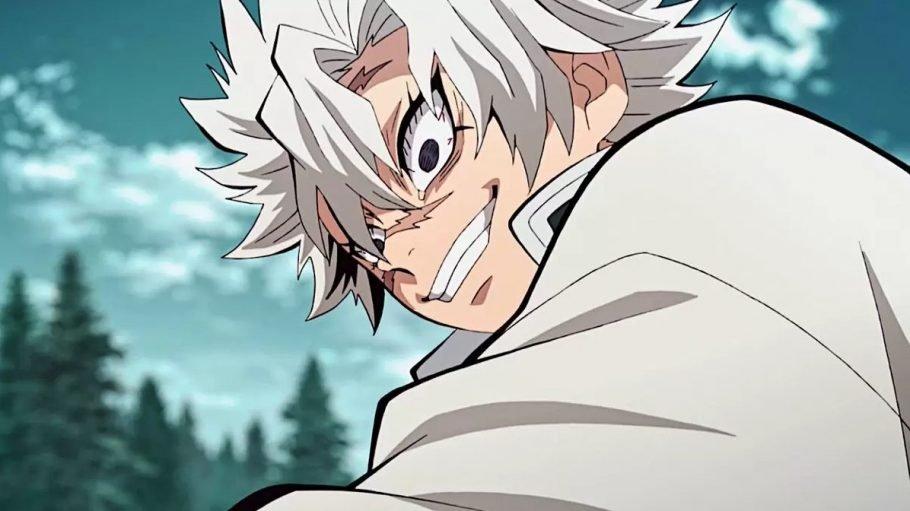 Sanemi Shinazugawa (Hashira of the Wind)