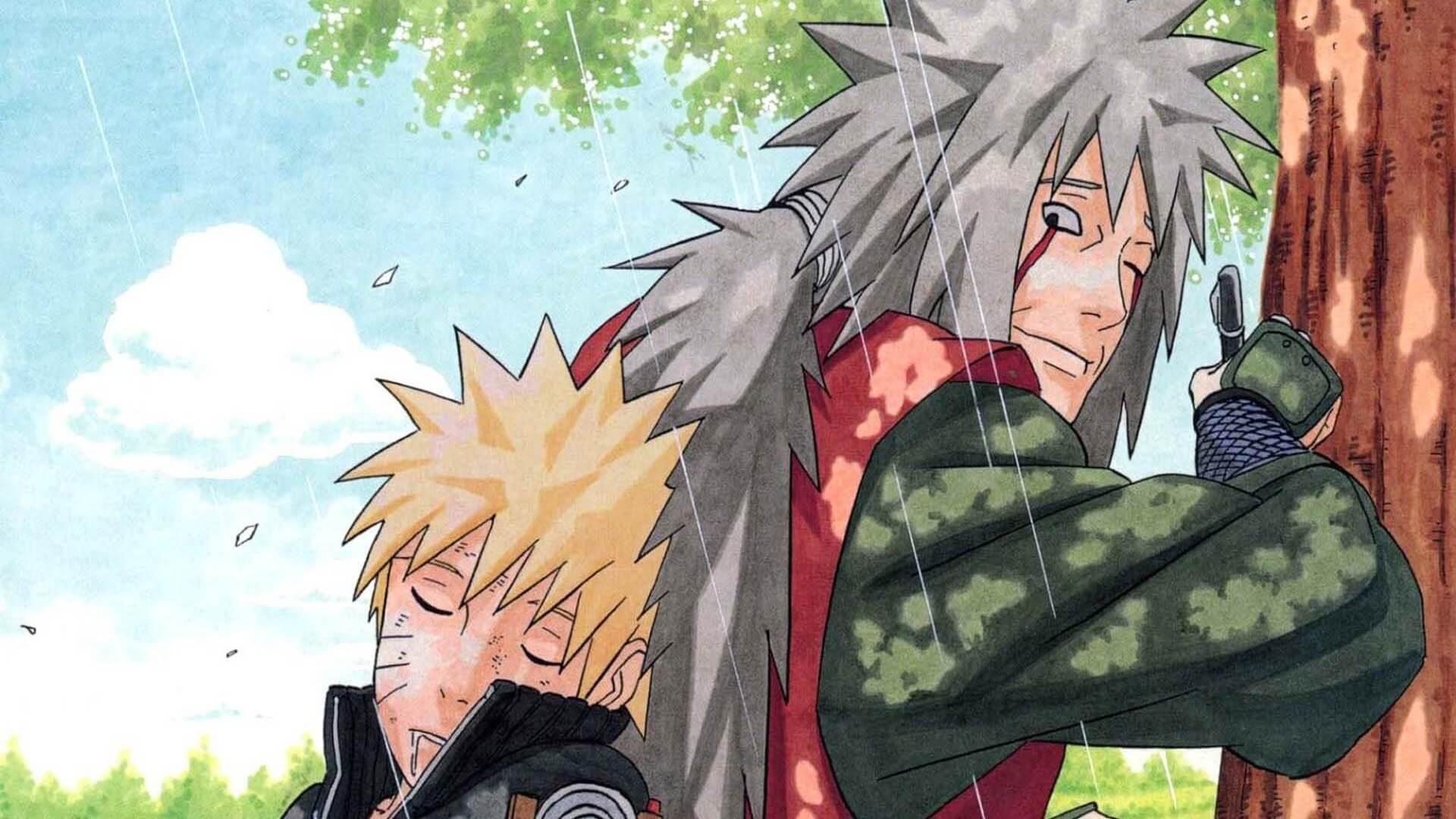 Best Jiraiya Quotes From Naruto