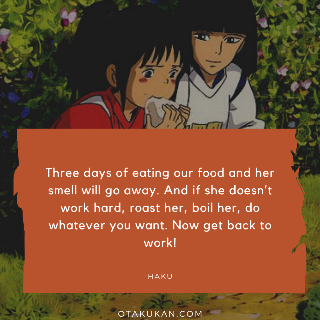Quotes By Haku