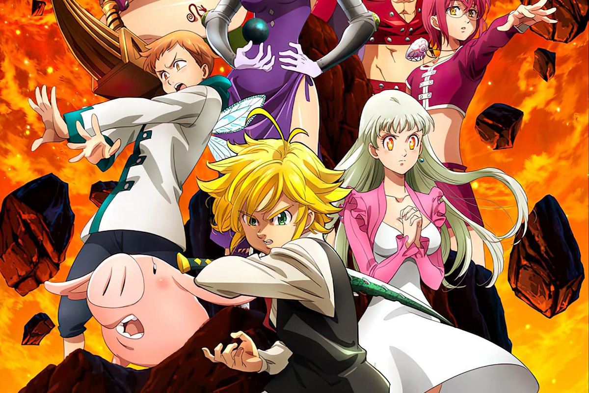 Seven Deadly Sins Final Season