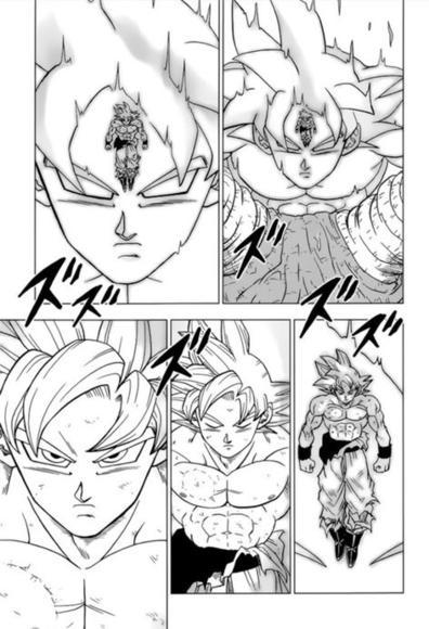 Dragon Ball Super 66 Manga