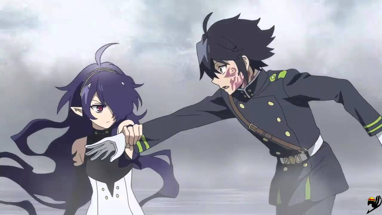 Owari No More Seraph Watch Order