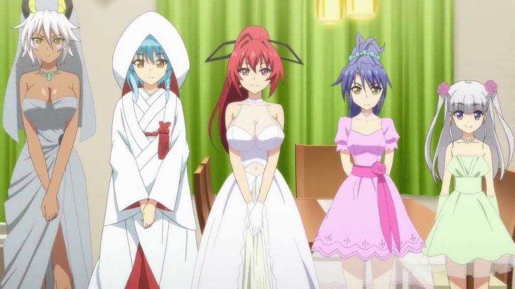 The Testament of Sister New Devil DEPARTURES