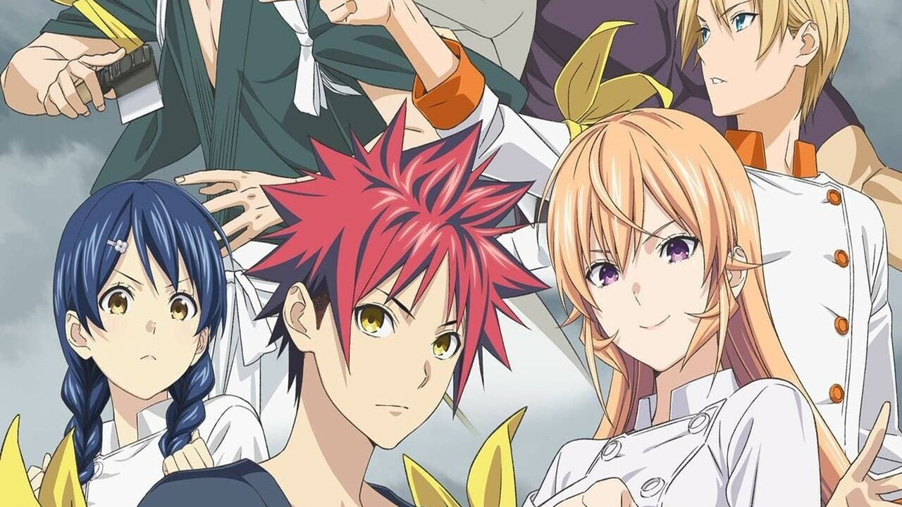 Food Wars! Shokugeki no Soma Watch Order