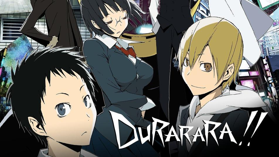 Durarara!! Watch Order Guide