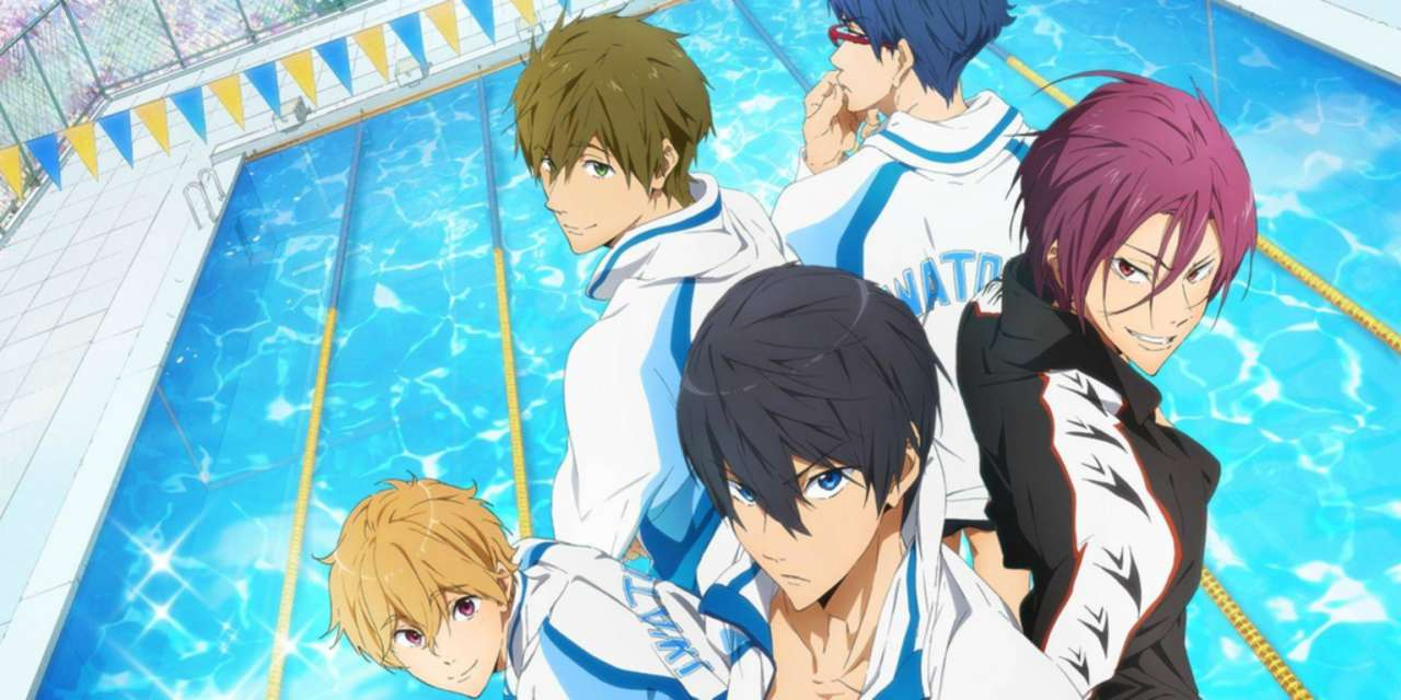 How to Watch Free! Anime in Order (Free! Watch Order)