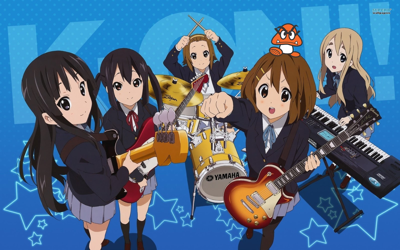 K-On! Watch Order