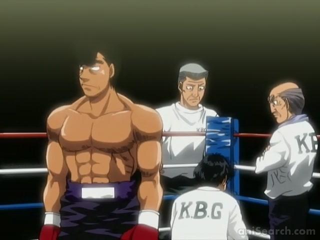 Hajime no Ippo Boxer no Kobushi
