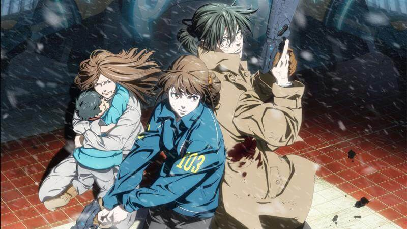 Psycho-Pass Sinners of the System Case 1 - Tsumi to Bachi