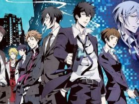 Psycho-Pass Watch Order