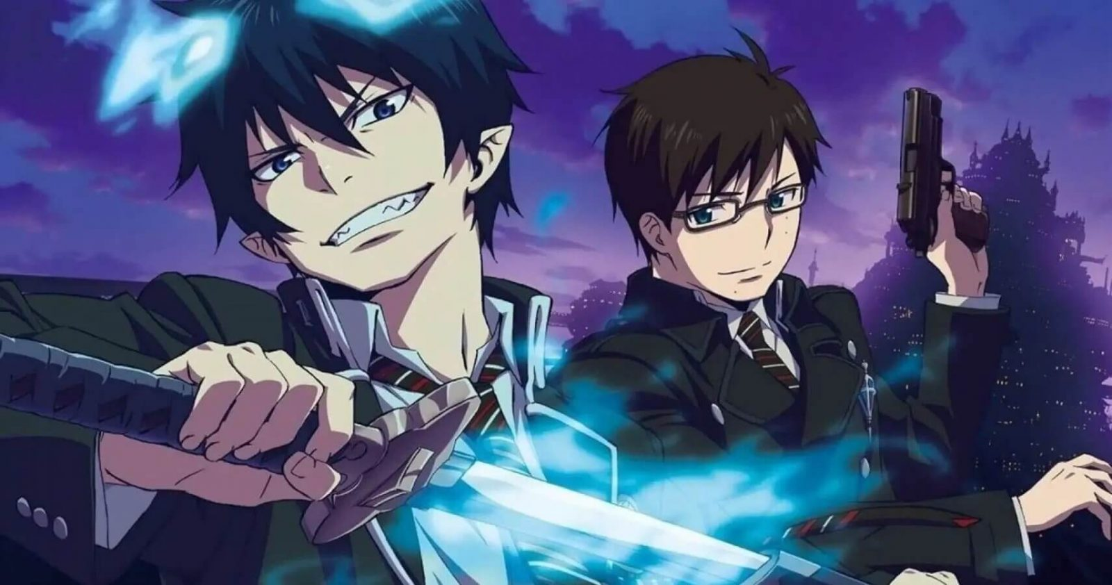 Blue Exorcist Watch Order
